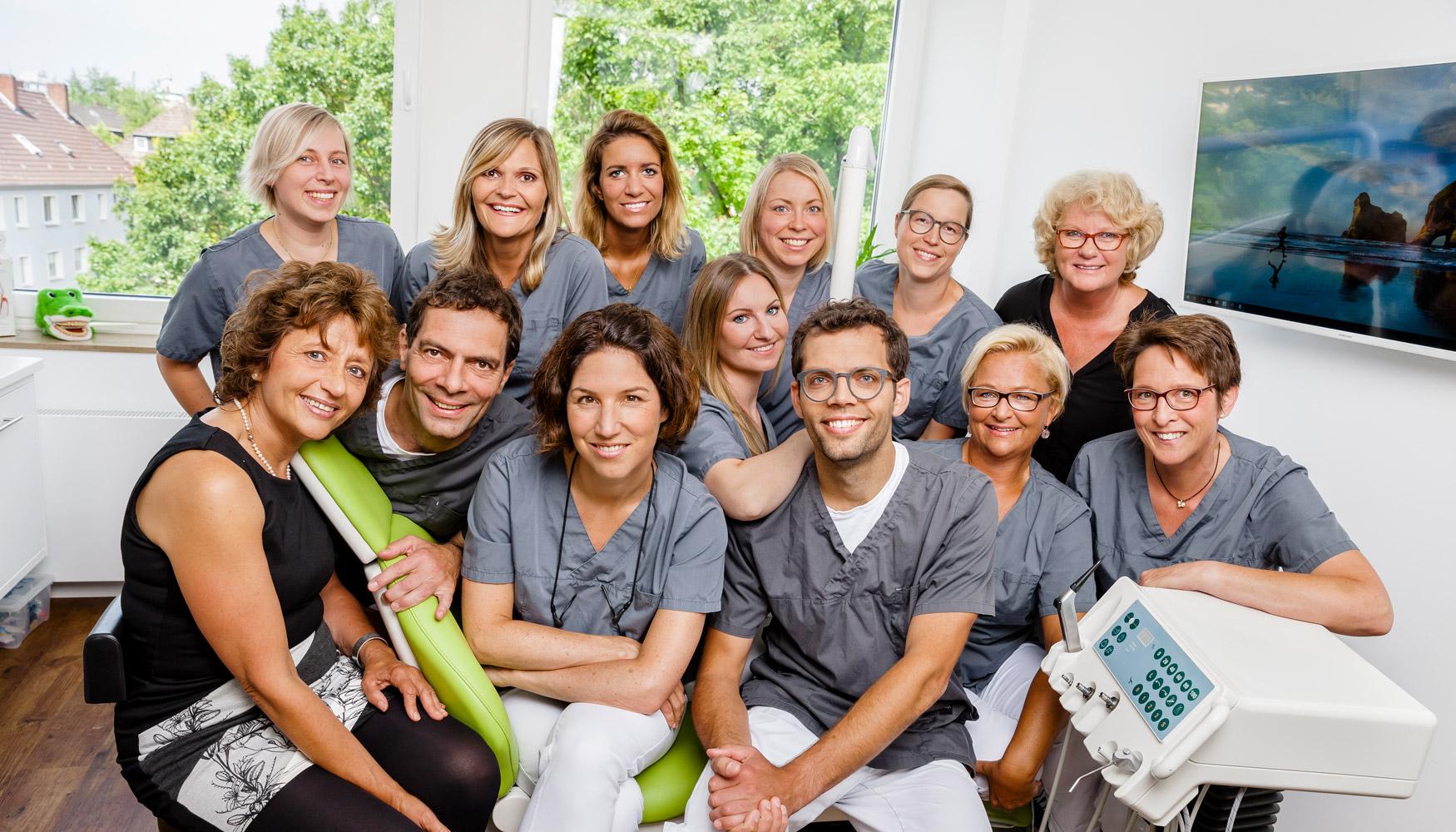 Team Zahnarztpraxis Dr. Pierchalla Münster