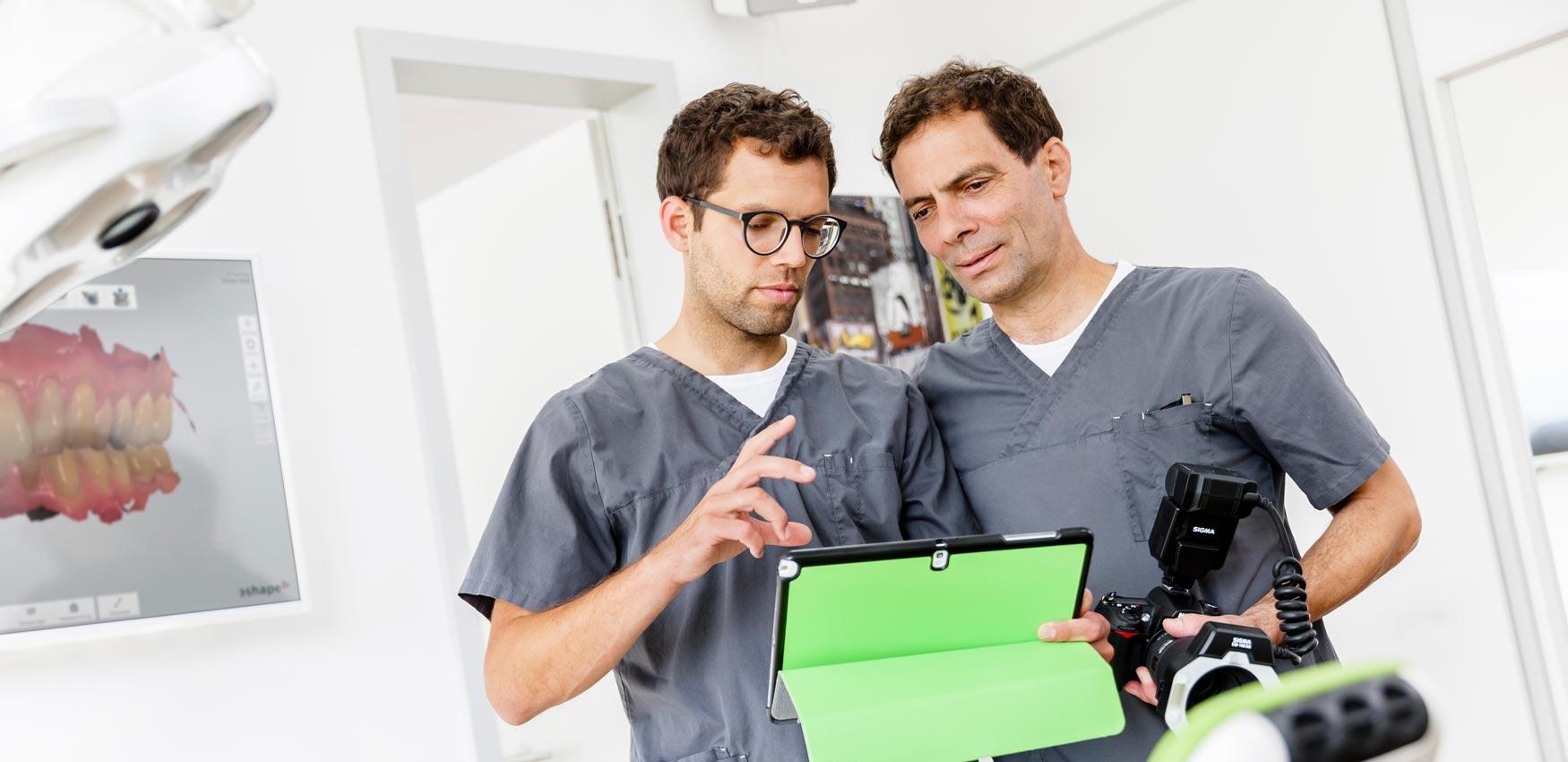 Dr. Thomas und Dr. Jürgen Pierchalla Münster
