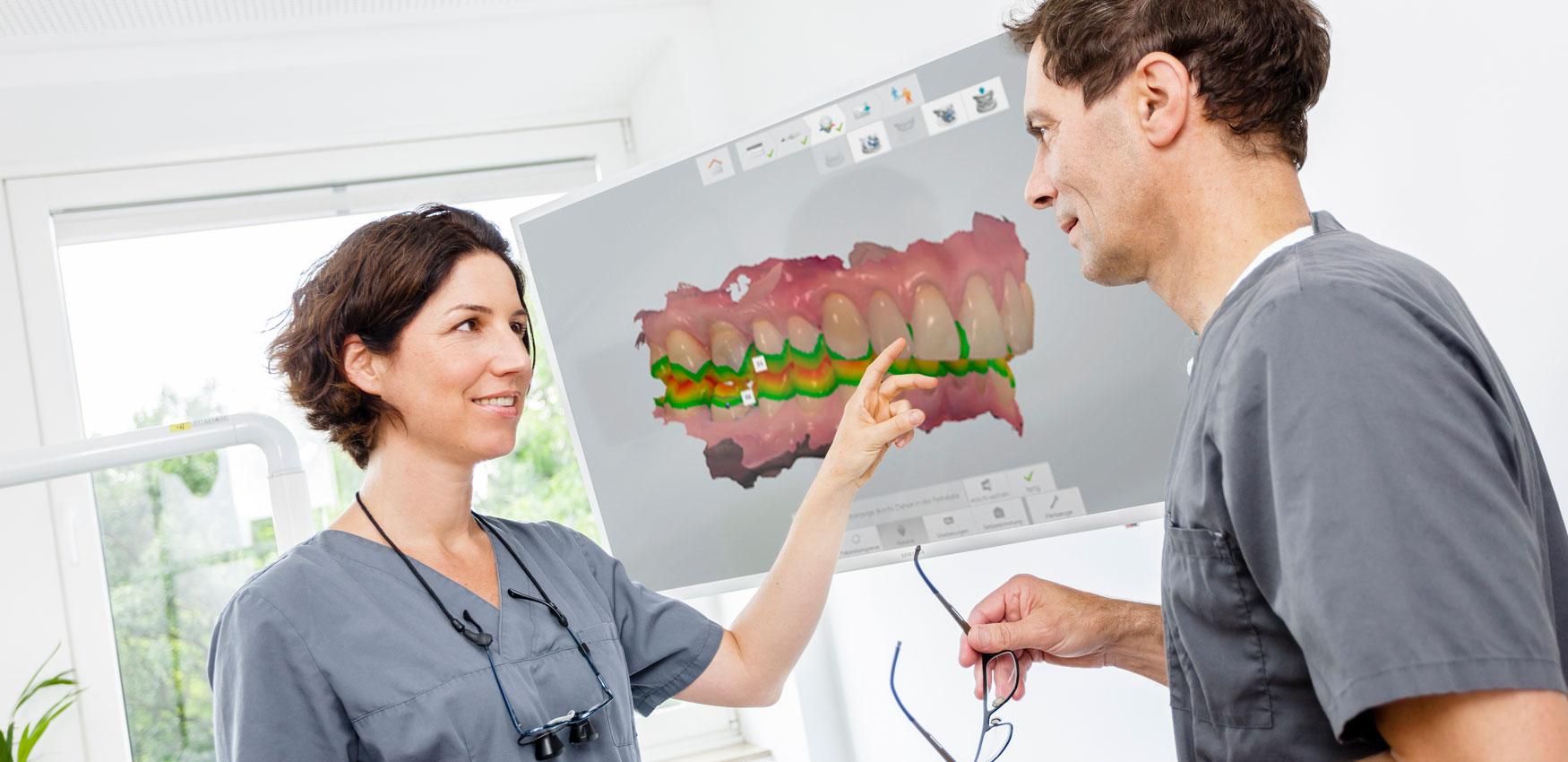 Digitale Zahnmedizin Münster